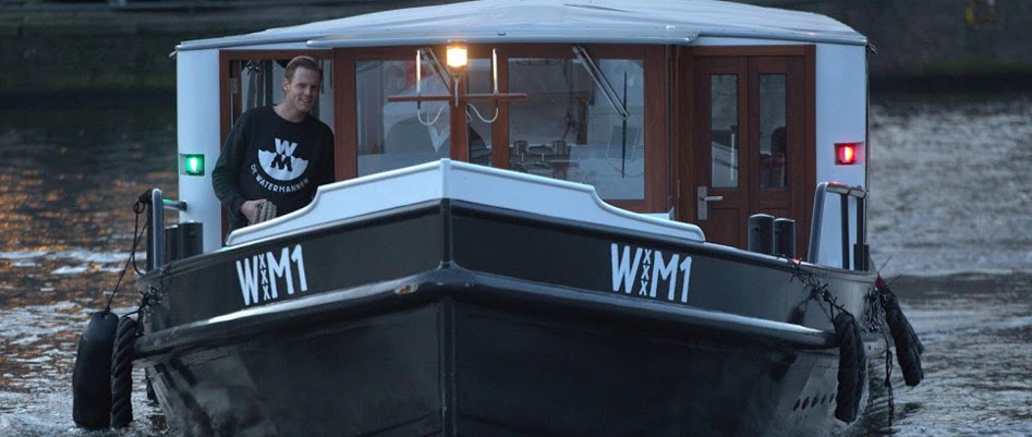 Luxurious Private canal boat WM1 up to 50 guests in Amsterdam
