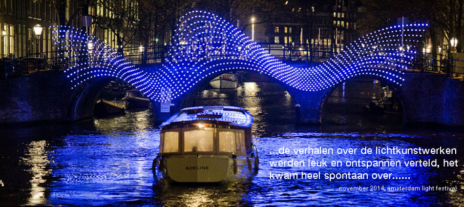 amsterdam light festival boot